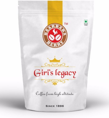 Baarbara Berry Giri's Legacy Filter Coffee 250 g(Pack of 1 Unflavoured Flavored)