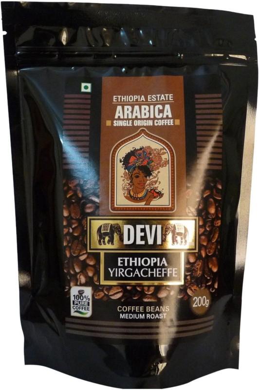 Devi Ethiopia Yirgacheffe Arabica Instant Coffee 200 g Pouch