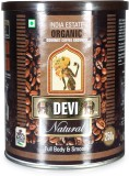 Devi Natural Organic Robusta Grounds Fil...
