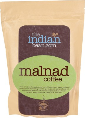 The Indian Bean Malnad Bean Filter Coffee 250 g