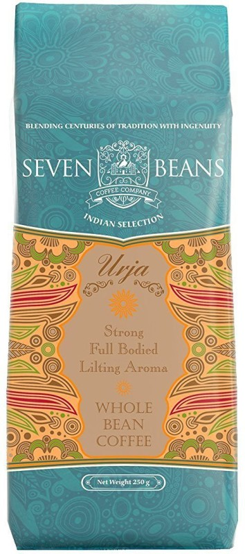 Seven Beans Urja Whole Filter Coffee 250 g Bag