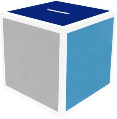 STUDIO BGD Modern Cube Coin Bank