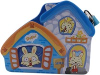 Tootpado Sweet Home Design Metal Piggy Kiddy Money Toy for Kids (1j280) - Rabbit Coin Bank best price on Flipkart @ Rs. 240
