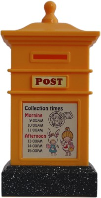 Tootpado Post Office With Photo Frame Shap Piggy Kiddy Savings Money Coin Bank
