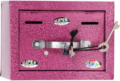 Super Star Safety Locker Coin Bank