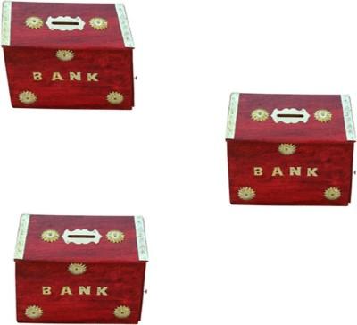 Craftatoz min-60 Coin Bank