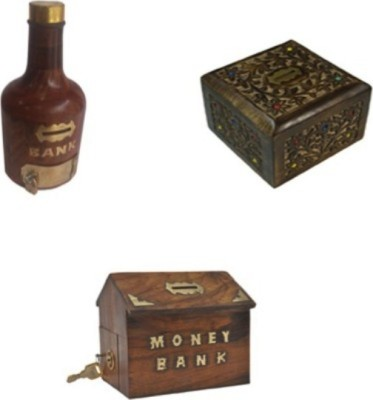 Crafts World V&S022 Coin Bank