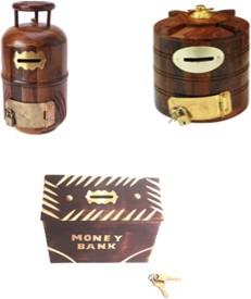Craftatoz min-33 Coin Bank