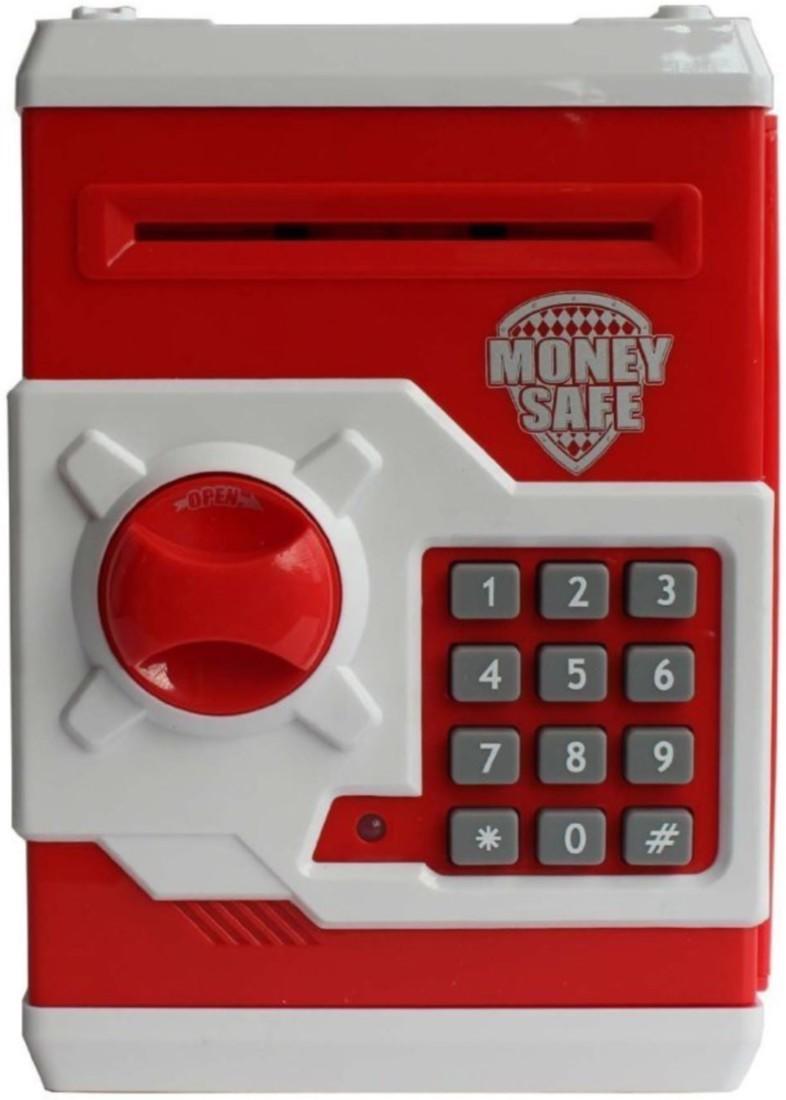 Emob Money Safe Smart Electronic Lock Piggy Bank
