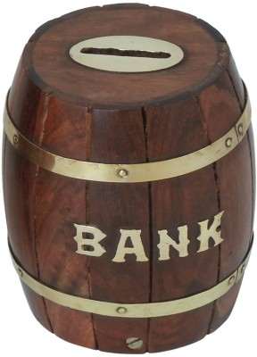 Fine Craft India FCI-money-dholak_small Coin Bank