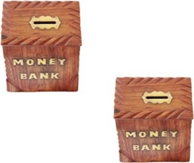 Crafts World V&S007 Coin Bank