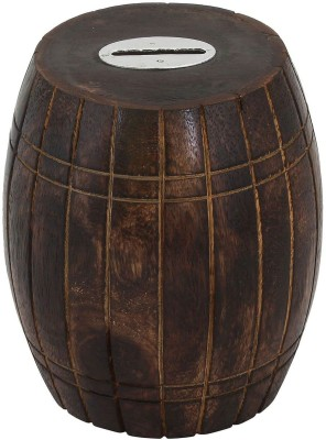 Craft Art India CAIHD0323B Coin Bank(Black)