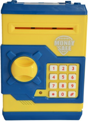 Zest4toyz Money Safe Chief Electronic Locks Coin Bank