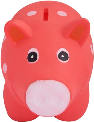 Funworld Pig Coin Bank(Pink)