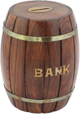 Craft Art India CAI-HD-0275-A Coin Bank