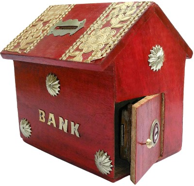 Itos365 MN-mb5 Coin Bank(Red)