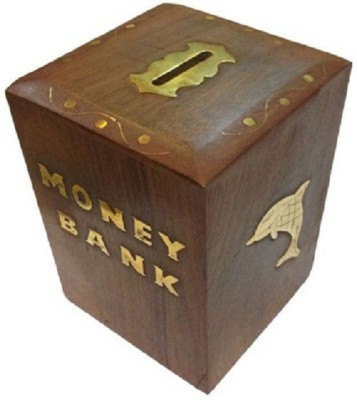 Craftgasmic min-05 Coin Bank