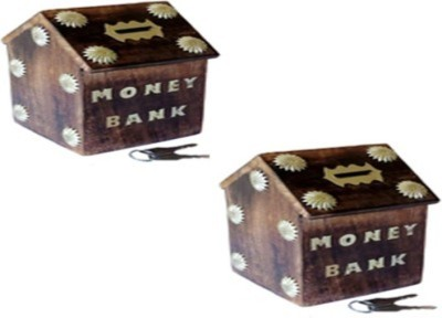 Crafts World V&S005 Coin Bank