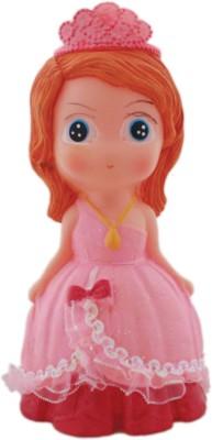 Tootpado Princess Cute Doll - 1j273 - Toy Piggy Kiddy Money Coin Bank