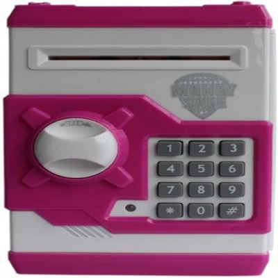 Shape n Style ATM With Password And Card Coin Bank