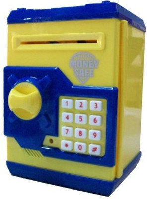 IPG IPG COIN BANK Coin Bank(Yellow)