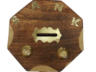 HANDICRAFT ATTRACTIVE DESIGN Coin Bank