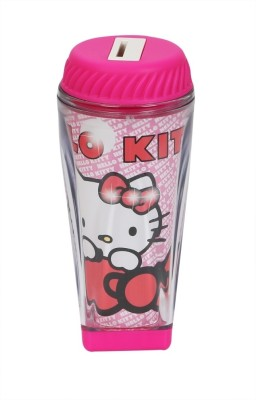 Hello Kitty With Happy Birthday Music Coin Bank