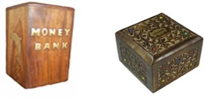Craftatoz min-99 Coin Bank
