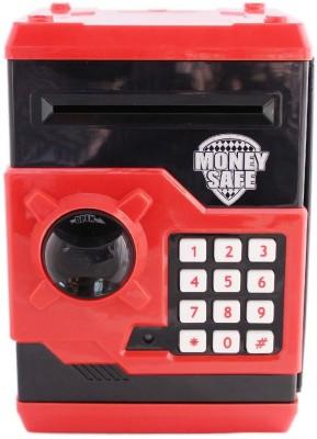 Shop & Shoppee Money Safe Password Piggy Kid,s Savings Bank Coin Bank
