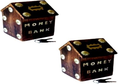 Crafts World V&A024 Coin Bank