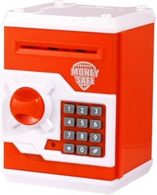 Buds N Blossoms Money Safe Electronic Locker Coin Bank