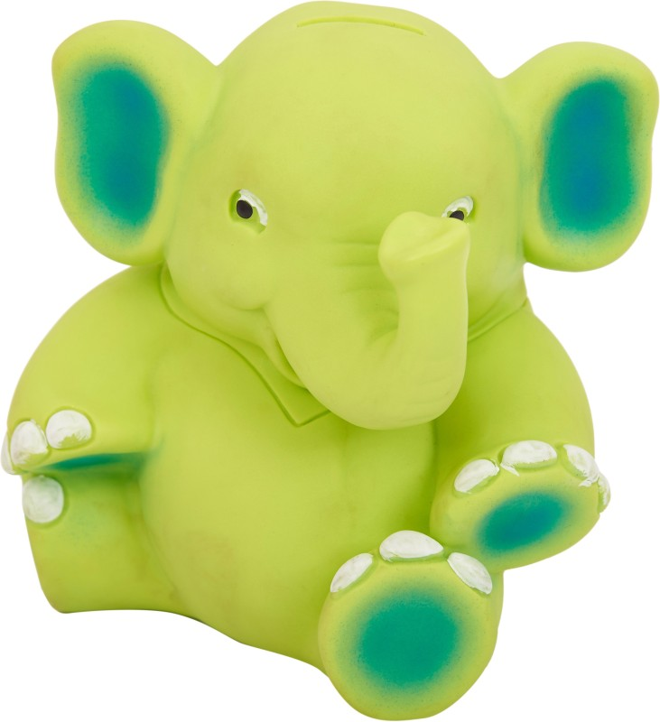 Funworld Appu Coin Bank(Green)