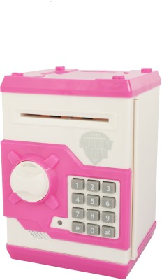 Zest4toyz Money Safe Prime Electronic Locks Coin Bank