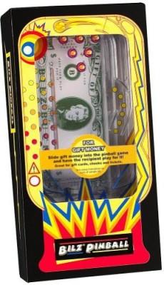 TE Brangs Money Maze - Cosmic Pinball for Cash and Certificates - By Bilz. Coin Bank
