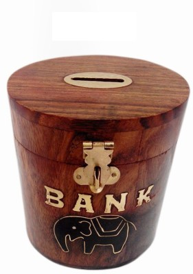 Jupiter Gifts And Crafts Oval Coin Bank