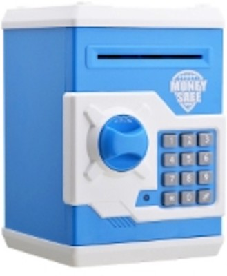 Flintstop ATM Money Safe Coin Bank