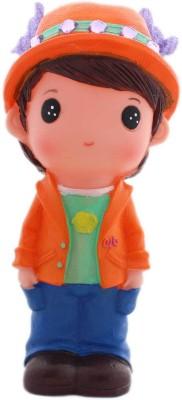 Tootpado Cute Doll Boy With Hat 1j219 Piggy Coin Bank