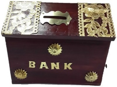 Craftmansion Home Style Coin Bank