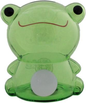 Tootpado Frog Design Piggy 1j279 - Transparent Money Savings Kiddy Toy Coin Bank