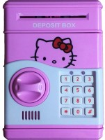 Darling Toys Money Safe Kids Piggy Savings Bank with Electronic Lock Coin Bank best price on Flipkart @ Rs. 730