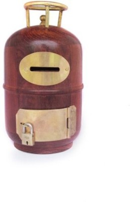 R R HANDICRAFT CA01 Coin Bank