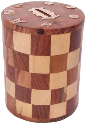 Desi Karigar chess style Coin Bank