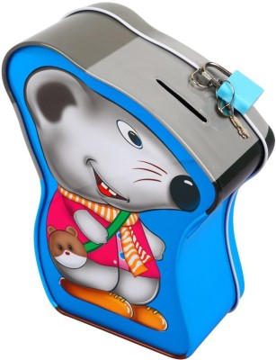 Ollington St. Collection Coin Box - Mouse Coin Bank