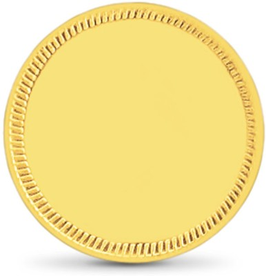 Caratlane Plain 22 K 2 g Gold Coin