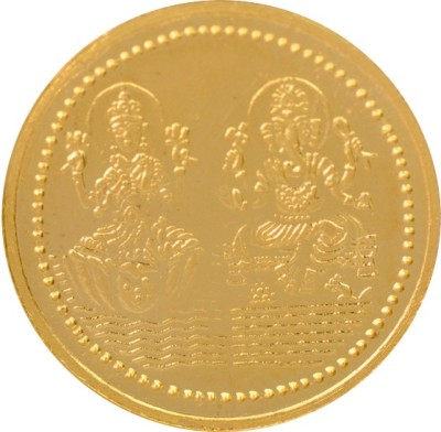 WearYourShine by PC Jewellers God 24 (995) K 1 g Gold Coin