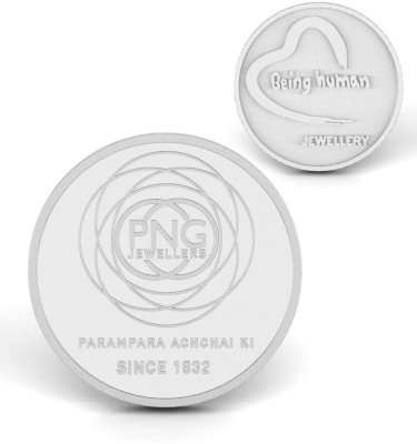 P.N.Gadgil Jewellers S 999 20 g Silver Coin