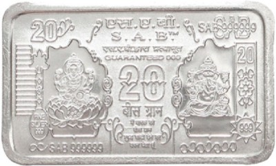 NDRR Lakshmi Ganesh BIS Hallmarked Silver Festival