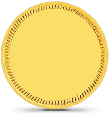 Caratlane Plain 24 (995) K 1 g Gold Coin