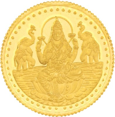 Malabar Gold and Diamonds MGLX995P8G 24 (995) K 8 g Gold Coin