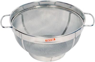 Rituraj Colander basket heavy wire SS Colander(Silver Pack of 1)